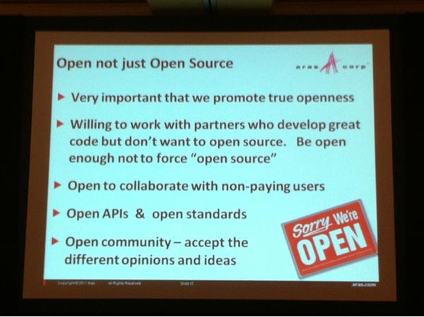 About Open ACE 2011